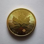Eine beliebte Sammlermünze aus Kanada