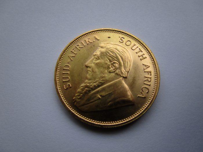 Die bekannteste Sammlermünze: Der Kruegerrand