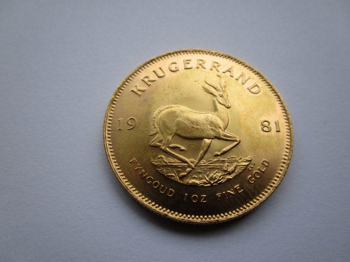 Beliebt wie keine andere Münze: Der Kruegerrand